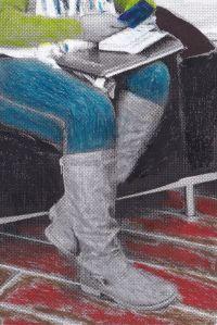girl in jeans 4