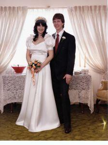 JIM AND I - WEDDING PHOTO