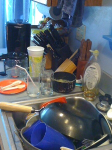DAMNED DISHES FEB 18 11